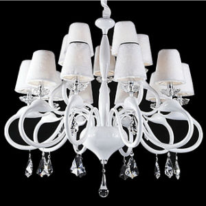 Ceiling Lamp 15 Lights Villa Modern Crystal Chandelier (GD-142-10+5) pictures & photos