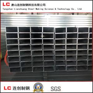 Export Standards Pre-Galvanized Rectangular Steel Pipe pictures & photos