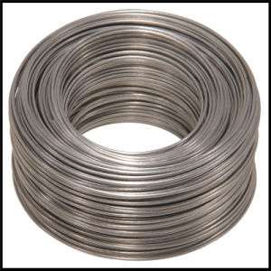Bwg18 Hot Dipped Galvanized Wire pictures & photos
