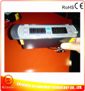 Snow Ski Board Press Heater 450*2160*1.5mm Silicone Rubber Heater pictures & photos