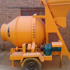250L Electric Mobile Concrete Mixer pictures & photos