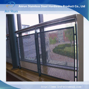 PVC Coated Perforated Metal for Fence pictures & photos