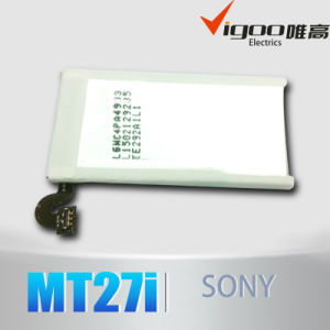 Repalcement for Sony Battery St27i pictures & photos