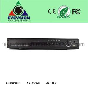 4CH H. 264 (720P) Ahd CCTV Security Camera DVR (EV-CH04-H1304) pictures & photos