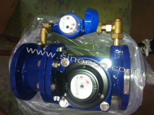 Combination Flange Water Meter Lxf80~150 pictures & photos