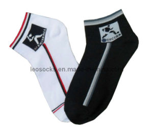 Men Sports Cotton Sock (DL-SP-22) pictures & photos