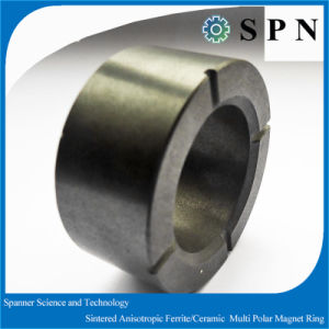 Permanent Ferrite /Hard Ferrite Magnet Rings for Stepping Motors pictures & photos