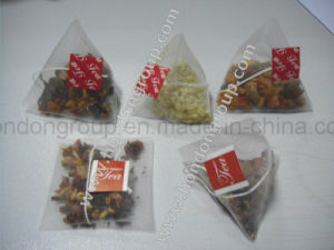 Hondon Small Nylon Tea Bag Packing Machine pictures & photos