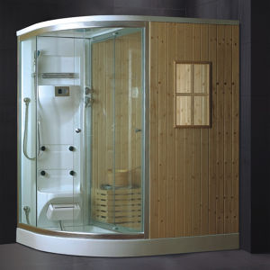 Combination Steam Sauna Room (RY-8002) pictures & photos