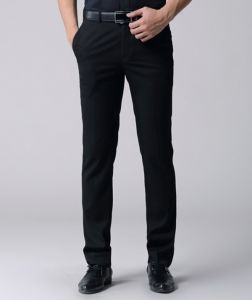 New Fashion Dress Pants Tailored Trousers Suit Pants pictures & photos