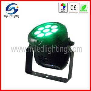 8*3in1 RGB Tri LED PAR Can