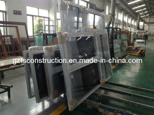 Aluminum Casement Window Double Glazed Windows Glass Window pictures & photos