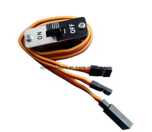 Jr/Futaba Switch Cable (HX-MO-01)