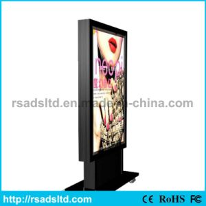 Free Standing Customized LED Advertising Scrolling Lightbox pictures & photos