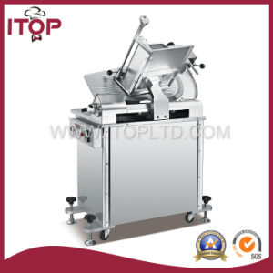 Stand up Design Automatic Meat Slicer (AS-350) pictures & photos