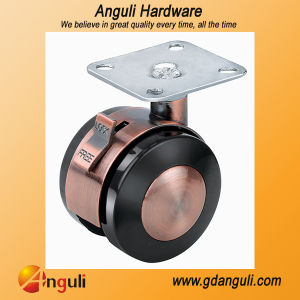 Heavy Duty Swivel Plate Caster Wheel an-2015 pictures & photos