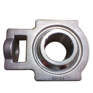 Stainless Steel Pillow Block Units Bearing with Mounted Bearing Housing (SUCT214)