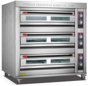 Commercial Deck Oven (RM-3-6D) pictures & photos