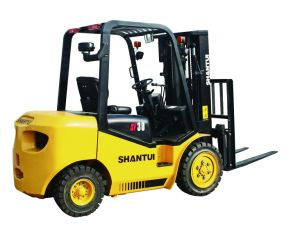Hot Japanese 3000kg Toyota Diesel Forklift pictures & photos