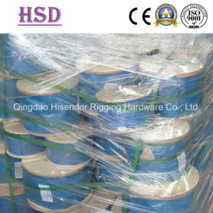 Wire Rope, Packing with Wooden Reel, Galvanized and Ungalvanized, Ss316, Ss304, pictures & photos