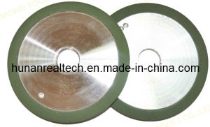 Resin Bond Diamond Grinding Wheel 1A1 Shape