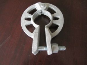 Steel Galvanzied Scaffolding Ringplate Clamp pictures & photos