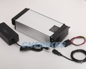 Ce Approved 48V 10ah Rack Type Battery for Electric Bike pictures & photos