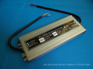 Factory Outlet 60W 5A Constant Voltage LED Waterproof Power Supply pictures & photos