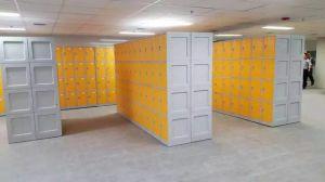 4 Door Each Column ABS Plastic Locker for Beach pictures & photos