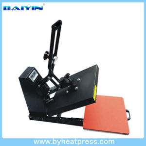 Auto-Open Magnetic Tshirt Heat Press Machine
