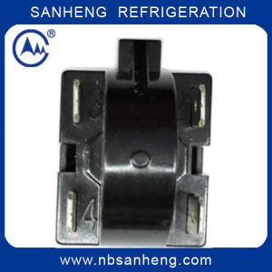 Good Quality Three Pins Starter Relay for Refrigerator (MZ15/SXPTC Series) pictures & photos