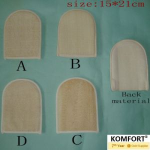 Promotion Shower Loofah Exfoliating Bath Glove (KLB-118) pictures & photos