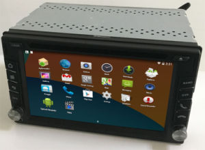 6.2inch Quad Core Double DIN (2DIN) Car Stereo/DVD Player with 3G, GPS, 4 Channel DVR, WiFi, Bt for Taxi Dispatch