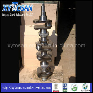Crankshaft for Isuzu Engine 4be1/4bd1/4bc2/4hf1/4bb1/4bg1/4jb1/6bd1/6bg1 pictures & photos