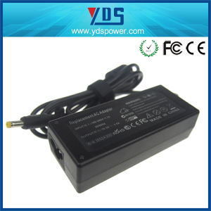 18.5V 3.5A 4.8*1.7 Yellow Laptop AC/DC Adapter for HP pictures & photos