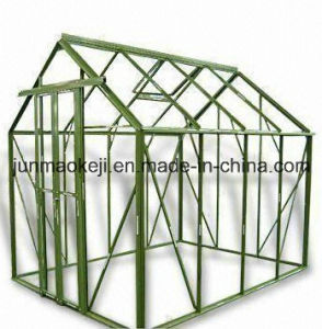 Aluminum Greenhouse Structure, Available in 6 X 8FT and 8 X 10FT Size pictures & photos