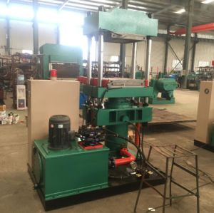China Vulcanizer Rubber Machine Hydraulic Press pictures & photos
