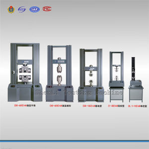 Electronic Universal Testing Machine (100kN) pictures & photos