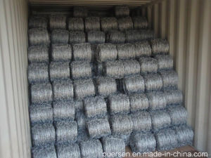 Factory Directly Sale Barbed Wire/Razor Barbed Wire/Cheap Barbed Wire pictures & photos