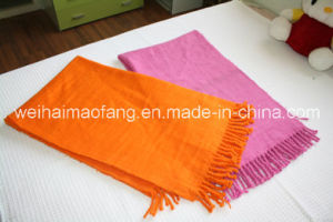 Modacrylic Flame Retardant Airline /Airplane /Flight Blanket pictures & photos