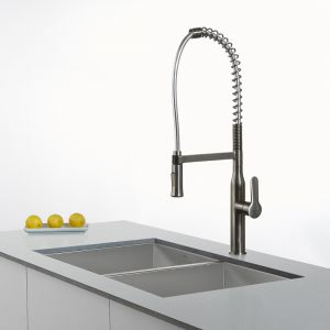 Hot Style Highend Quality Pull Down Kitchen Faucet pictures & photos