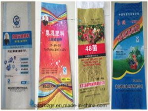 China Made High Quality PP Woven Bag of Packing Fertilizer pictures & photos