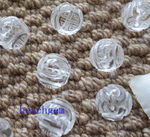 White Quartz Carved Beads pictures & photos