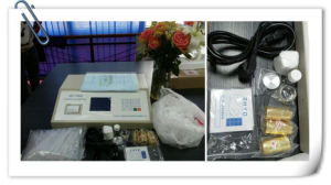 Edxrf Sulfur Content Analysis Instrument for Various Oils pictures & photos