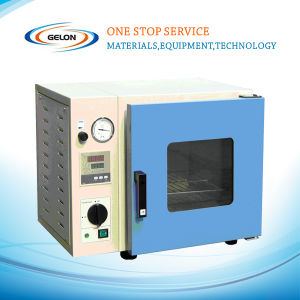 Small Vacuum Oven with High Temperature 25L as Lithium Battery Machine pictures & photos