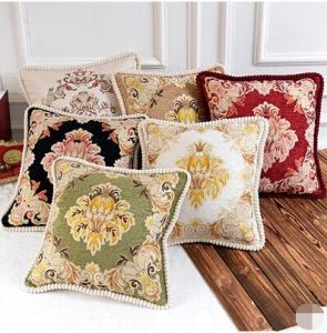 Linen Square Throw Pillow Case Cushion Cover pictures & photos