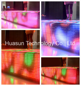 Video Grid Indoor LED Stage Display pictures & photos