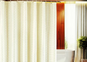 Shower Curtain for High Star Hotel (DPH0404) pictures & photos