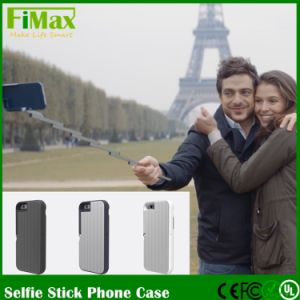 Stikbox Selfie Stick Phone Case 2 in 1 Phone Case with Selfie Stick