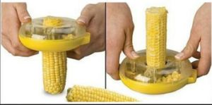 Stainless Steel One Step Corn Kerneler, Corn Peeler pictures & photos